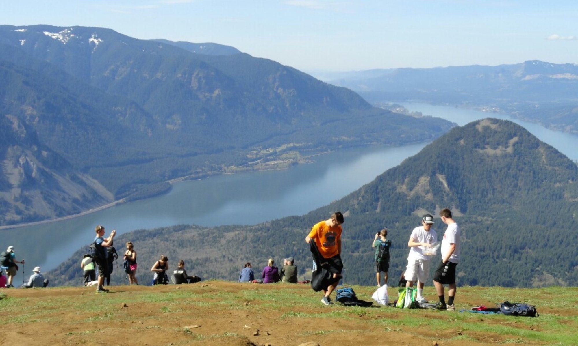 Columbia Gorge Running Club